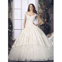 Ballgown / Ballerina Wedding Dress