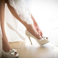 Choosing the Right Wedding Shoes