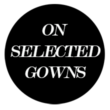 Selected Gowns