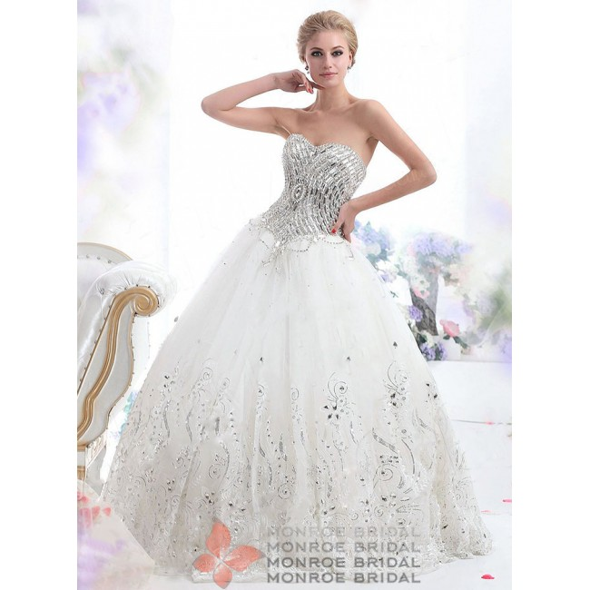 Afina - Sweetheart Tulle Ball Gown