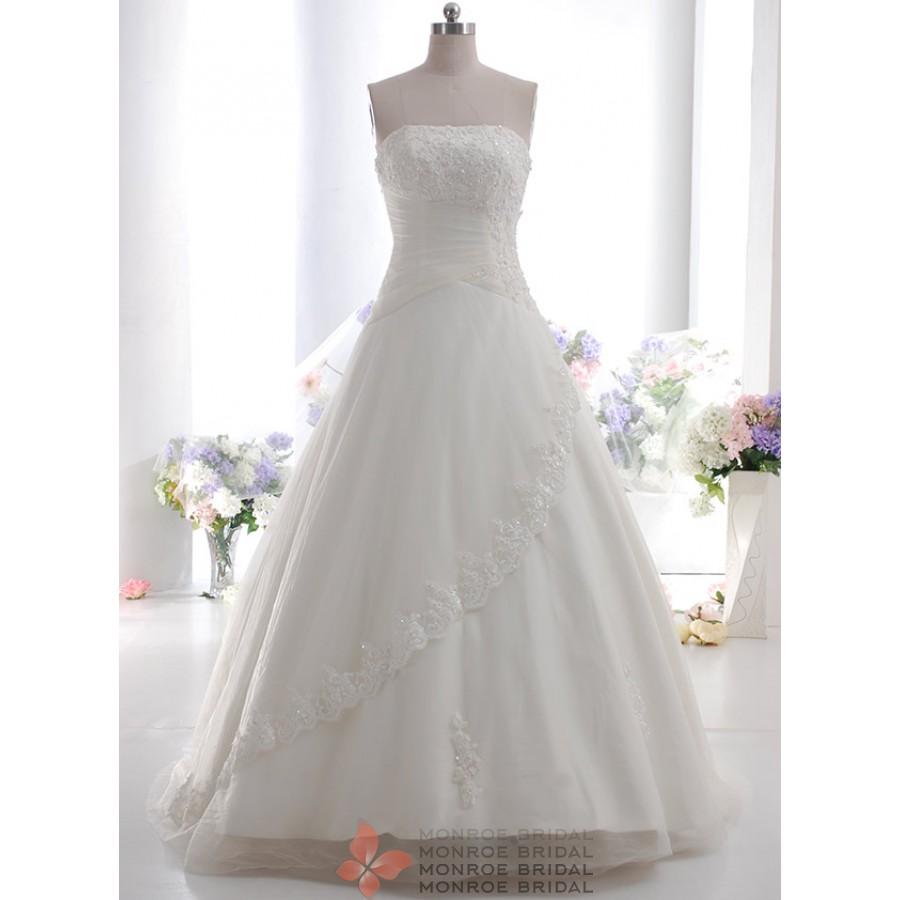 Los Angeles Customers Wedding Dress