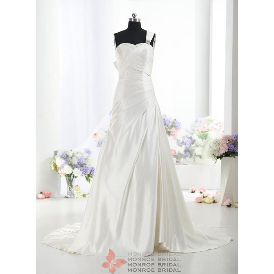Beautiful New York Customers Wedding Dress