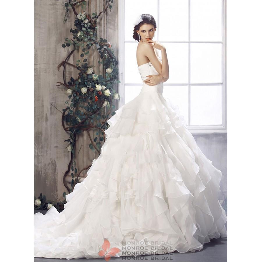 Oleg Cini Davids Bridal Monroe Online I Affordable High Quality Wedding Gowns