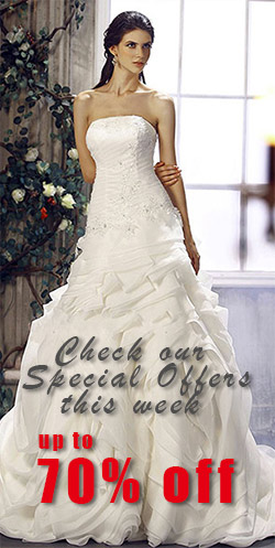cheap wedding dress online